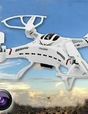 FYQ& F183 4CH 6 AXIS GYRO RC Helicopter 2.4G Remote Control Drone With Light Ele