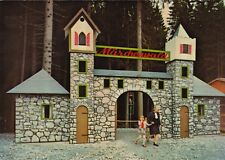 Bayer. Eisenstein , Märchenwald am Gr. Arbersee,Ansichtskarte
