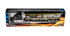 NASCAR #22 Ward Burton Caterpillar Semi Diecast 1/64 Mattel Hot Wheels New