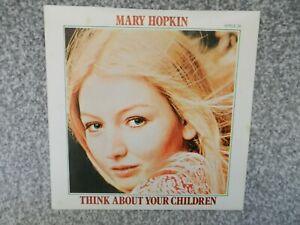 Mary Hopkin - Think About Your Children (Mint!!! 1970)