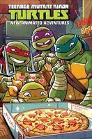 Teenage Mutant Ninja Turtles New Animated Adventures 2, Paperback by Lanzing,...