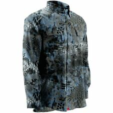 65% Off HUK Kryptek Next Level LS Fishing Shirt--Pick Color/Size-Free Shipping