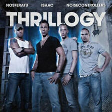 Various Artists : Thrillogy 2010: Nosferatu/Isaac/Noisecontrollers CD (2010)