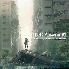 Nier Automata Arranged & Unreleased Tracks Game Music Audio CD