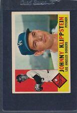 1960 Topps #191 Johnny Klippstein Dodgers EX 60T191-11816-2