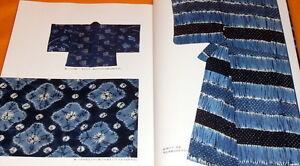 Japanese Arimatsu Shibori (shiborizome) traditional kimono pattern book #0331