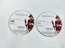 Manga Studio Debut 4 Mac Win Universal Hybrid 2 CDs     HG3