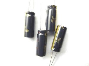 820uf 25v 105c Panasonic EEUFC1E821 LOW ESR  x4pcs