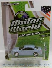 2013 '13 CHRYSLER 300 C MOTOR WORLD SERIES 11 GLEENLIGHT DIECAST