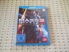 Mass Effect 3 Special Edition para Nintendo Wii U * embalaje original *