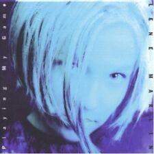 LENE MARLIN - PLAYING MY GAME  CD 10 TRACKS INTERNATIONAL POP  NEW+