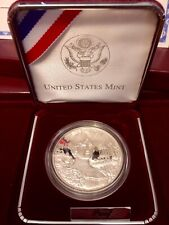 Dolley Madison Commemorative Silver Dollar Proof 1999