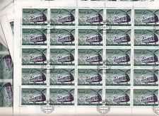 CCCP 1980URSS 31 feuilles 25TP 1k Hélicoptères sovietiques Yak 24