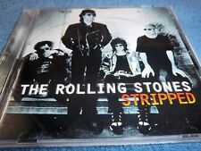 ROLLING STONES-STRIPPED MINT JAPAN VJCP-25202 CD