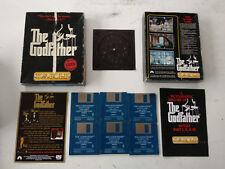The godfather Le parrain Amiga COMMODORE US GOLD