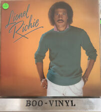Lionel Richie Self Titled Excellent Vinyl LP Record album