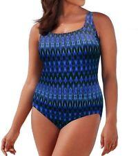 756a805c55eeb Longitude One-Piece Plus Size Swimwear for Women