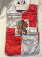 Disney Knight play Costume Liontouch Medieval Kids Toddler Red  NWT