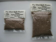 Yakima Applewood Smoked Sea Salt, 4 oz.-The Elder Herb Shoppe - BBQ, Grilling