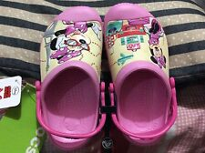 Crocs minnie mouse clogs