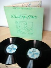 Stevie Wonder The Secret Life Of Plants UK 2 x LP Motown TMSP 6009 1979 VG/NM/NM