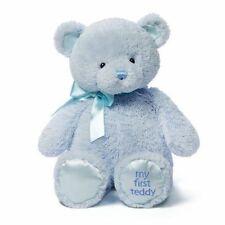 GUND My First Blue Teddy 46cm