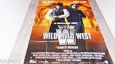 WILD WILD WEST  ! affiche cinema