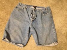 Route 66 Men's Jean Shorts Size 40 - Excellent Condition