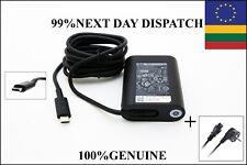 New Genuine Dell HA30NM150 latitude 7285, VENUE 10 PRO USB-C TYPE-C adapter