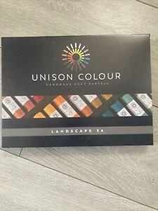 Unison Artists Pastel Box Set - 36 Landscape  Colours