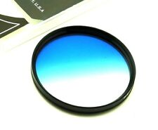 82mm Graduated Blue Filter For Nikon Canon Tokina Sigma DSLR Cameras Lens