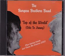 The Burgess Brothers Band - Top Of The World - CD (RR00010 Regal 2 x Track)