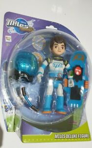 Disney Miles Deluxe Action Figure from Tomorrow Kids Toy Age 3+
