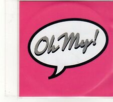 (FU844) Oh My!, Kicking and Screaming - 2011 DJ CD