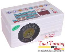 TAAL TARANG COMPACT DIGITAL ELECTRONIC TABLA MACHINE GSMEL015 C