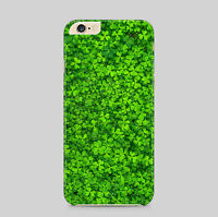 Green Leaves Nature Phone Case Cover