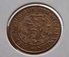 1941 2,5 cent Nederland UNC