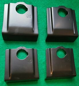 Yakima Q5 Clips (4). Fully Refurbished w/ New Coating. Free Shipping in the US.