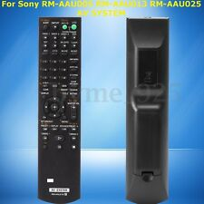 RM-AAU019 Remote Control ABS for Sony RM-AAU005 RM-AAU013 RM-AAU025 AV SYSTEM