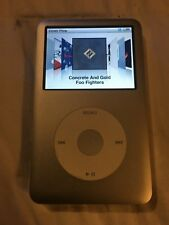 Apple iPod classic 7th Generation Silver (80GB) 11,090 Rock And Pop Music