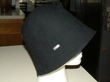 NWT Coal Considered Black Unisex Bucket Hat One Size  FREE SHIPPING INCLUDED