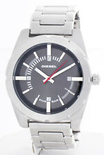 Good Company Gunmetal Dial Stainless Steel Men's Watch DZ1595