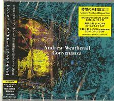 ANDREW WEATHERALL-CONVENANZA-JAPAN CD BONUS TRACK E78