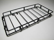 Custom Scale Accessory Steel Tube Roof Rack Tray for any scale 1/10 Tamiya Truck