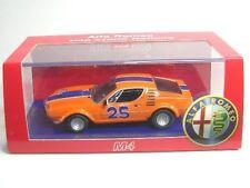Best Model M47083 ALFA ROMEO Montreal Corsa 6 ore 1/43 Modellino