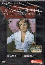 MATA HARI AGENTE SEGRETO H21 - DVD ( NUOVO SIGILLATO )