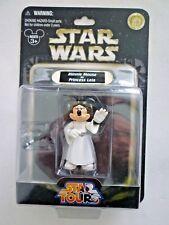 Star Wars Minnie Mouse as Princess Leia Figure MOC Star Tours 2007
