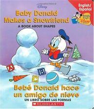 Baby Donald Makes A Snowfriend / Beb Donald hace un amigo de nieve: Baby Donal