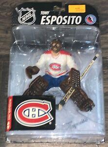 Tony Esposito Montreal Canadiens Mcfarlane Series 19 Nhl Figure Goalie