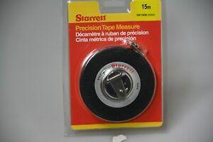 Starrett Long Line Tape Measure 530-15CM 15Meter length